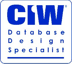 CIW Database Design Specialist Logo