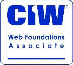 CIW Web Foundations Associate Logo